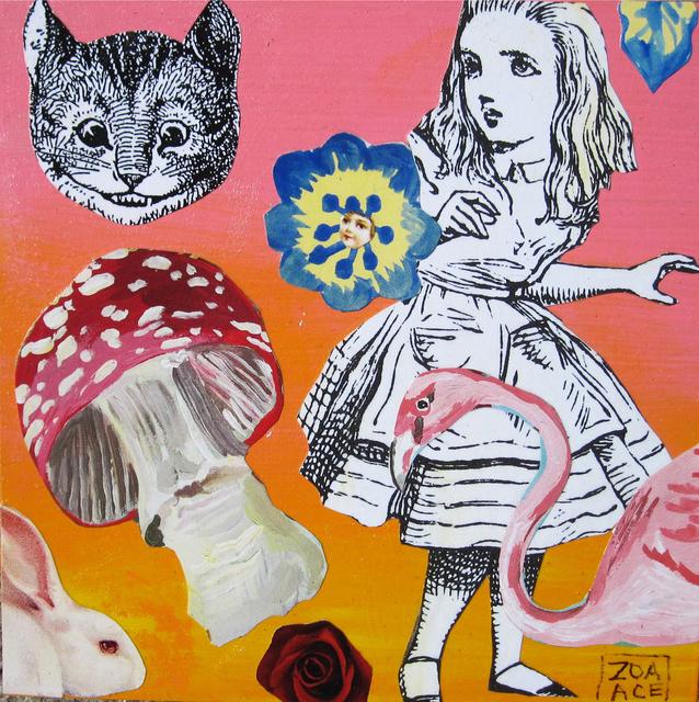 Zoa Ace, 'Go Ask Alice', 2019, Abend Gallery