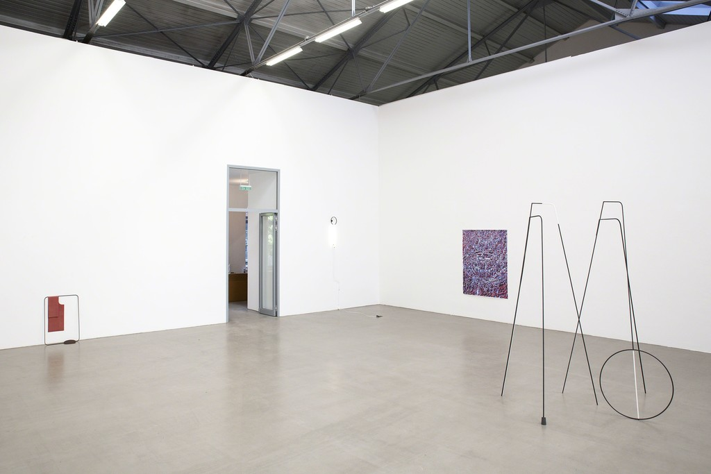 Exhibition view, 2018