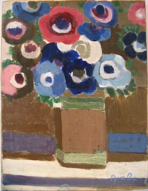 Janice Biala, 'Untitled (Anemones Bouquet)', Tibor de Nagy