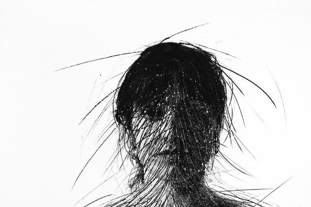 , 'SELBST (KOPF),' 1986, Anita Beckers
