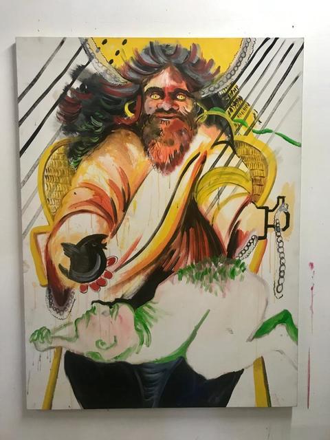 David Bade, 'Friend of Follower', 2016, Kers Gallery