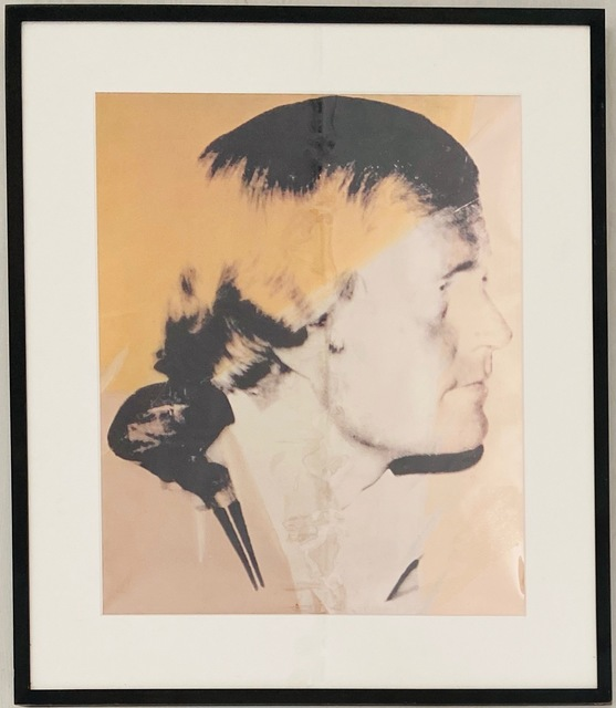 Andy Warhol, 'Jack Nicklaus', 1977, Robert Fontaine Gallery