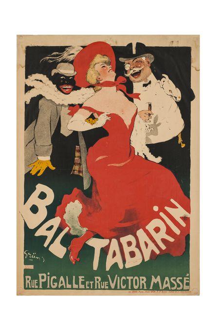 , 'Bal Tabarin,' 1904, Les Arts Décoratifs