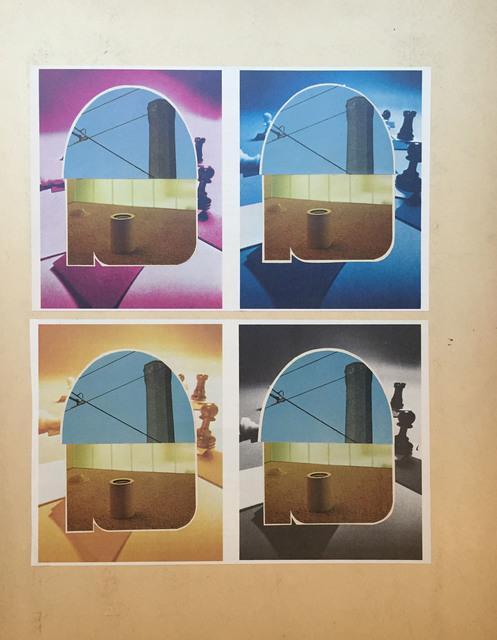 , 'Quadrant ,' 2015, Robert Dimin