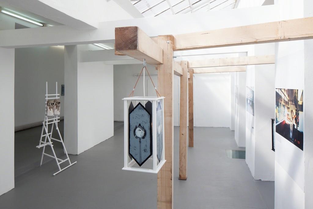 Thomas Jeppe, installation view