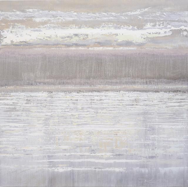 Bruno Kurz, 'Sweeping sky - white', 2019, Odon Wagner Gallery