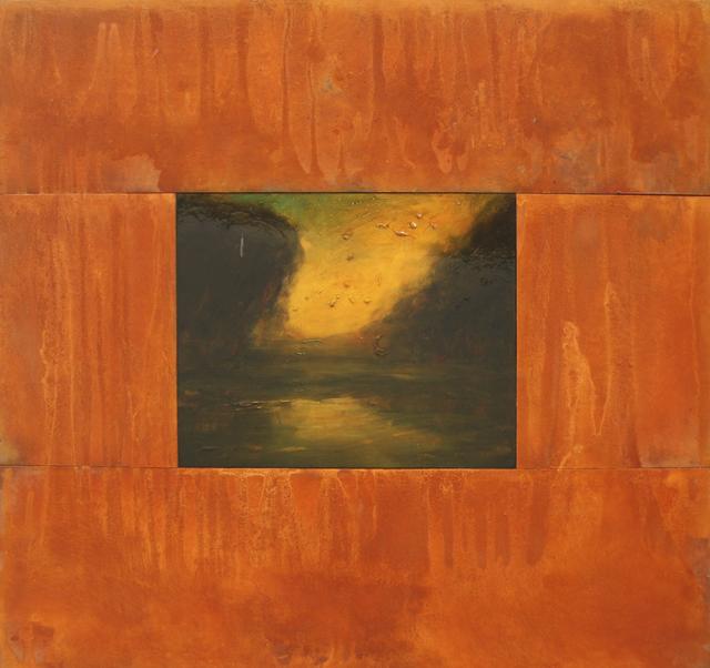 , 'Pastoral Landscape, Locked in Migration, after Keith I,' 1989, Galerie de Bellefeuille