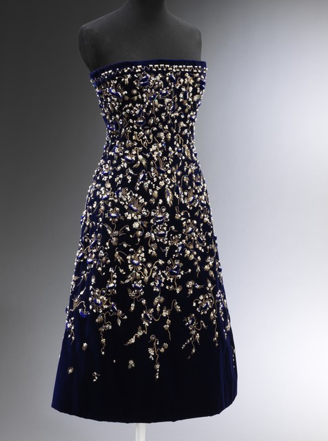 , ''Bosphore' Evening Dress,' 1956, Victoria and Albert Museum (V&A)