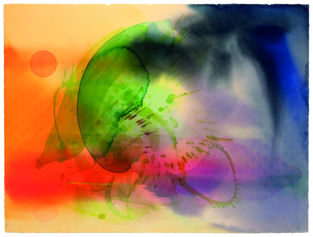 , 'The Watering Place II,' 2015, Bernard Jacobson Gallery