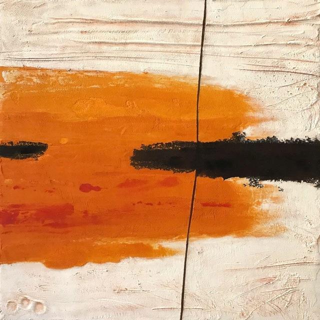 , 'Split Rockface #1,' 2018, Art Atrium