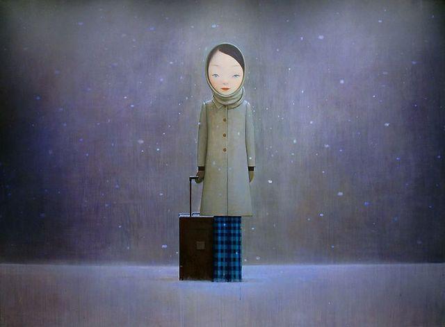 , 'Leave Me in the Dark,' , Yang Gallery