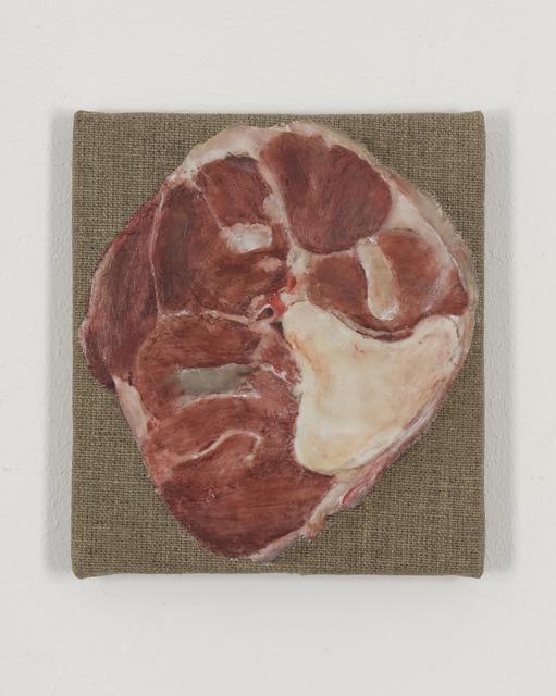 Helene Appel, 'Beinscheibe,' 2014, James Cohan