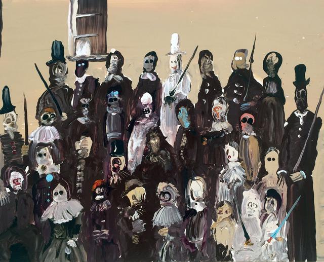 , 'Gang of clowns,' 2016, Half Gallery