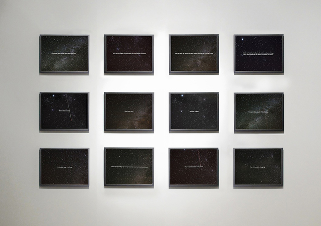 , 'Dodecaphony,' 2013, Y Gallery