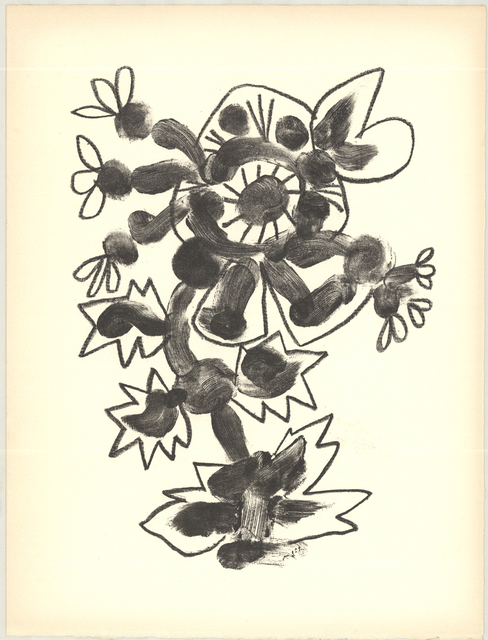 Pablo Picasso, 'De Memoire D'Homme II', 1950, ArtWise