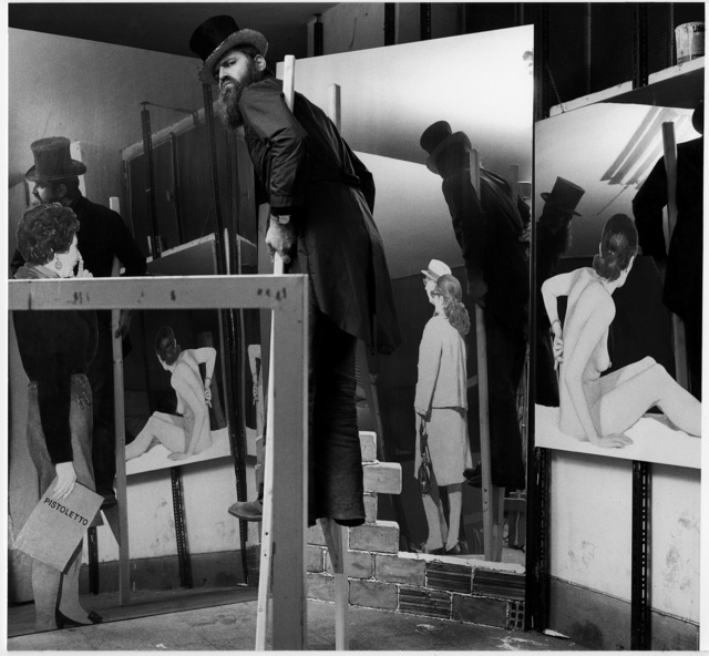 , 'Michelangelo Pistoletto,' , Robilant + Voena