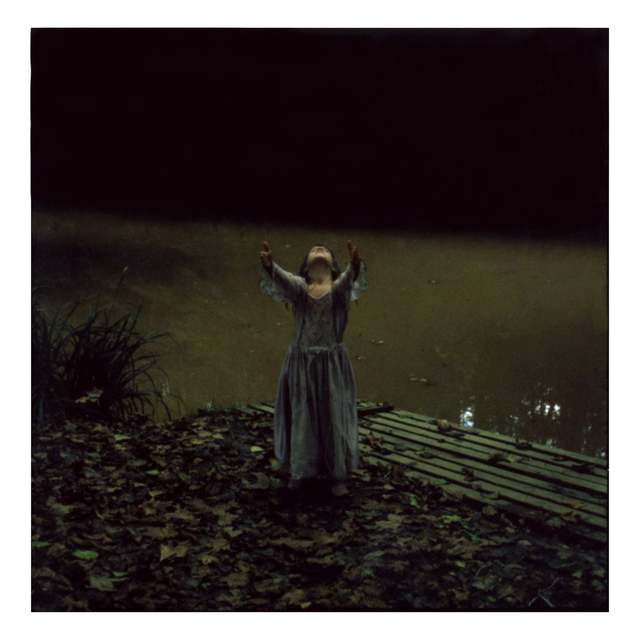 Cristina Fontsare, 'By the Pond', 2014, Photography, Giclée Print on Hahnemühle Fine Art Baryta, based on a Fuji Instant Film (not mounted), Instantdreams