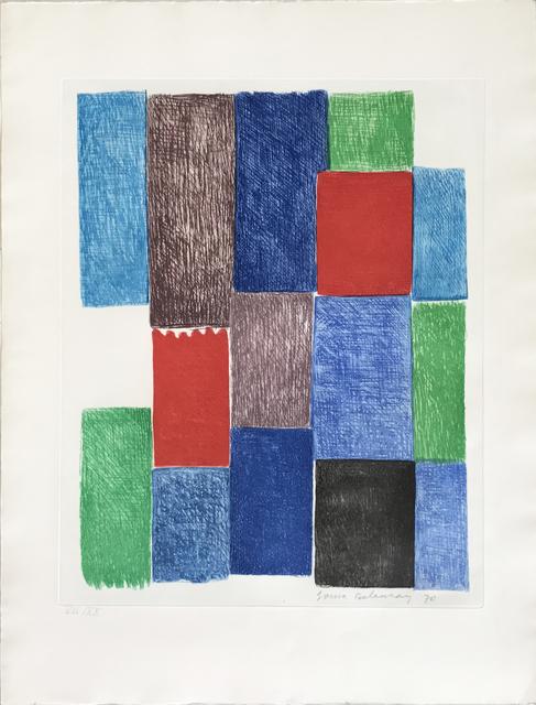 , 'Avec Moi Meme (Plate 10),' 1970, Fairhead Fine Art Limited
