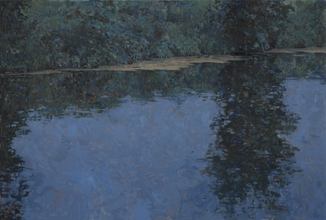 , 'Nightfall,' 2014, Jonathan Cooper, Park Walk Gallery