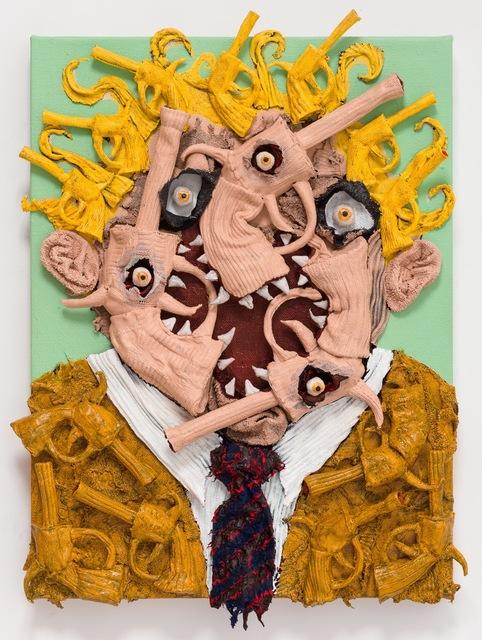 , 'Son of a Gun,' 2016, Gallery Poulsen