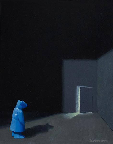 , 'Still Life with Doorway,' 2016-2017, MARS