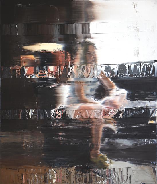 , 'Distorted Curtain II,' 2017, Opera Gallery