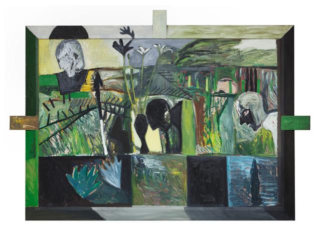 , 'Nordest,' 1989, Galleria d'Arte Maggiore G.A.M.