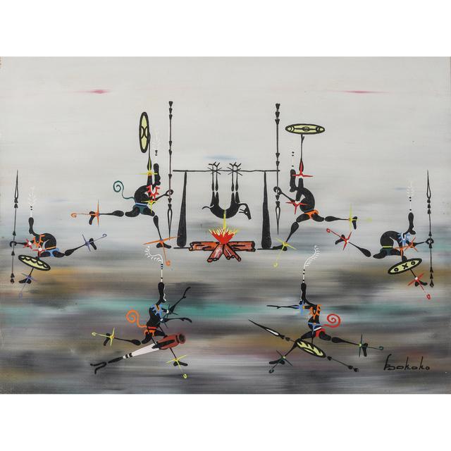 René Bokoko, 'Untitled', PIASA
