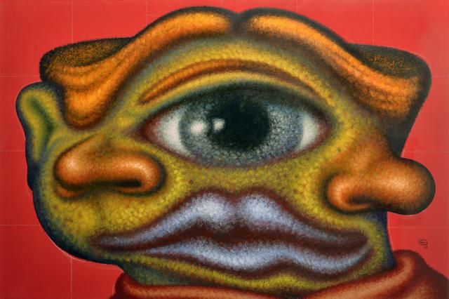 , 'Cyclops,' 1989, Hieronymus