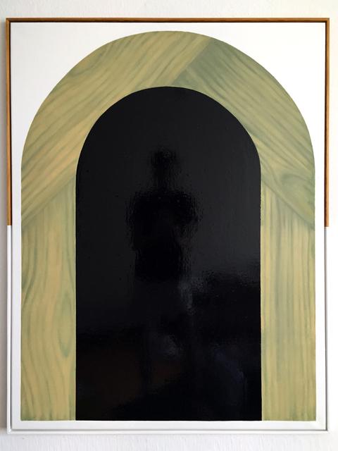 , 'Darkroom (Natural Desire Arc),' 2015, CURRO