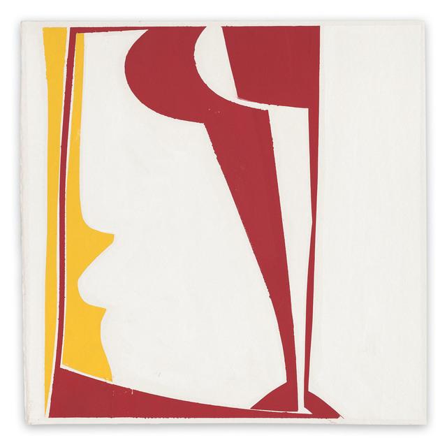 Joanne Freeman, 'Covers 13 - Red Yellow A', 2014, IdeelArt