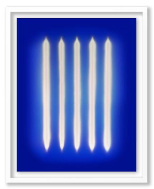 , 'Its Radiant Blaze,' 2014, HackelBury Fine Art