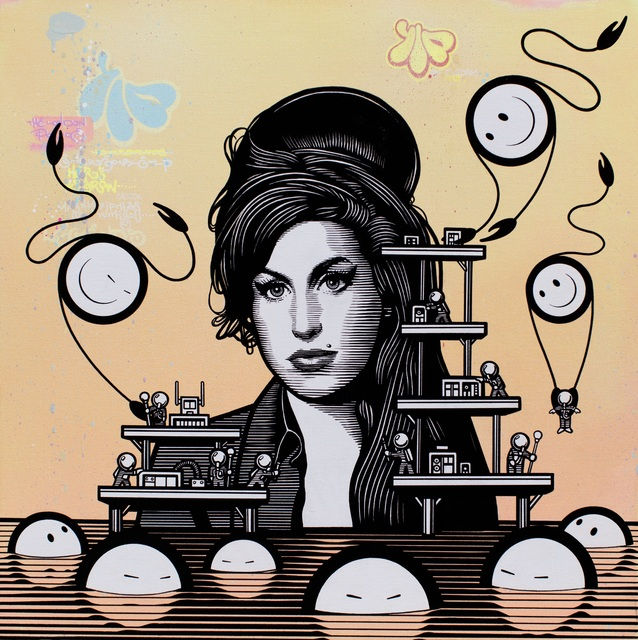 , 'Amy at Sea,' 2016, StolenSpace Gallery