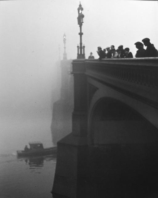 , 'London, Westminster Bridge,' 1939, Peter Fetterman Gallery