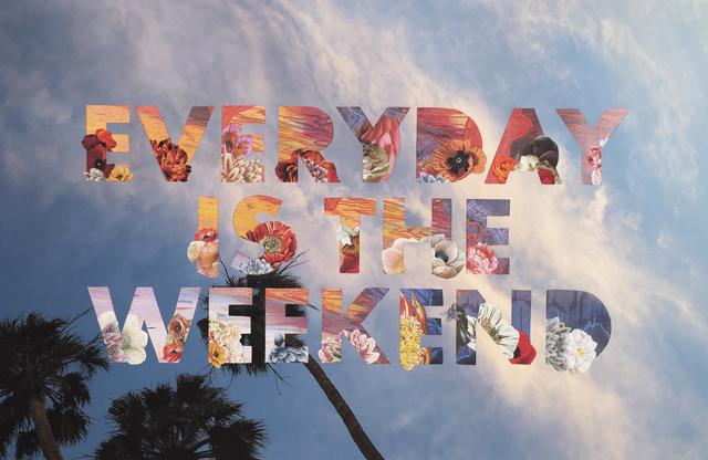 , 'Everyday Is The Weekend (Palm Springs),' 2019, Garis & Hahn