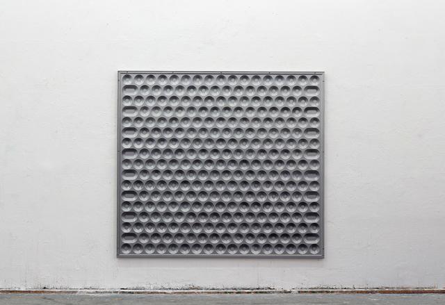 Johan Schäfer, 'halbe Platte (back)', 2018, Affenfaust Galerie