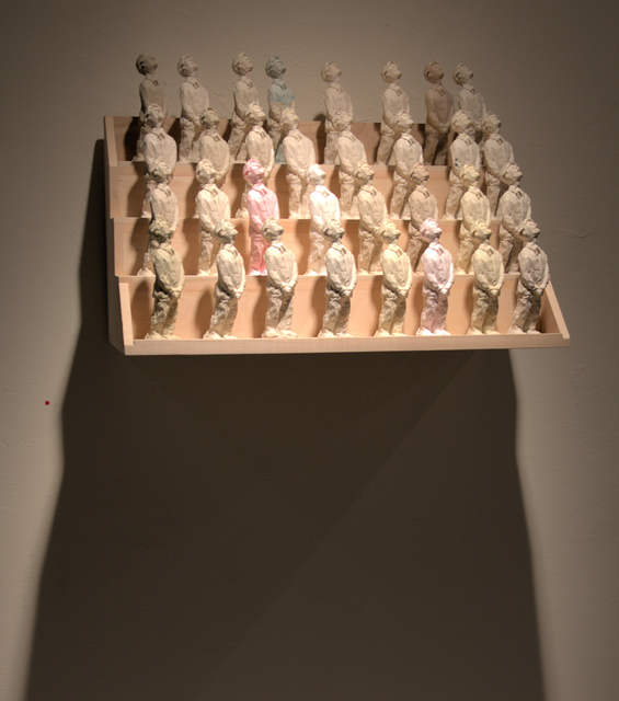 Richard Finkelstein, 'Waiting and watching', 2017, BCB Art