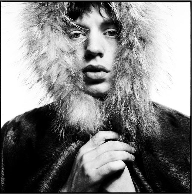 , 'Mick Jagger,' 1964, Padiglione d'Arte Contemporanea (PAC)