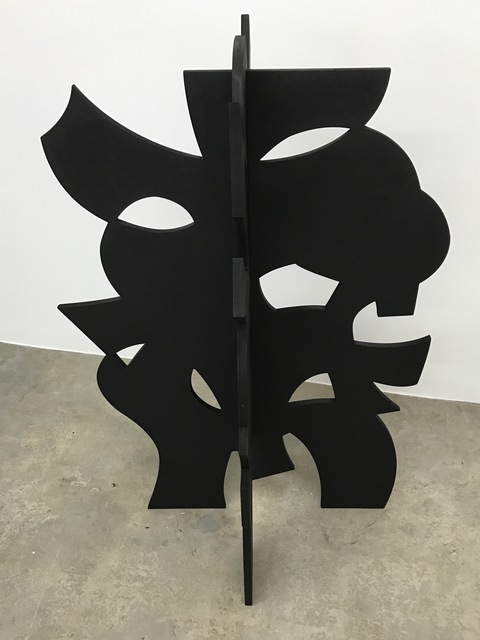 , 'The Black God,' 2017, Mirus Gallery