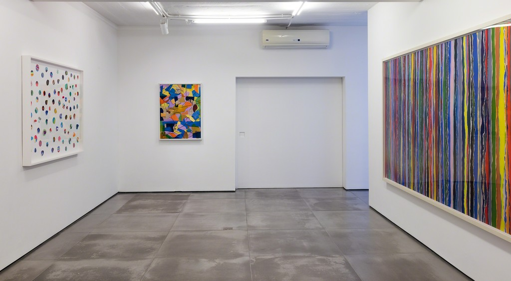 Vik Muniz: Handmade // Galeria Nara Roesler | Rio de Janeiro, 2017 // exhibition view // photo Pat Kilgore © courtesy of the artist and Galeria Nara Roesler