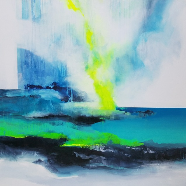 , 'Limescape,' , Russell Collection