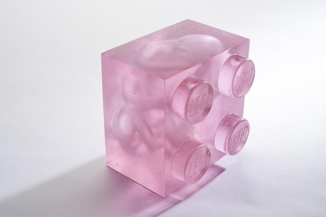 , 'Ticky Tacky/pink #314,' 2018, Gallery Sklo
