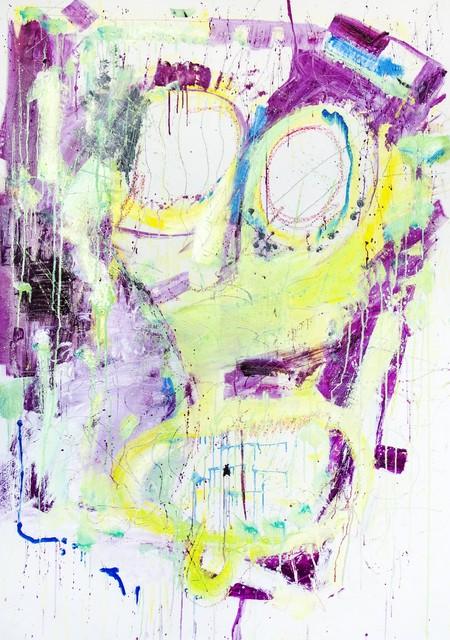 Martin Kammler, 'Face yourself number 16', 2019, Sarasin Art