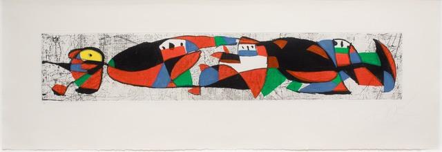 Joan Miró, 'Les Troglodytes I', 1978, Leslie Sacks Gallery