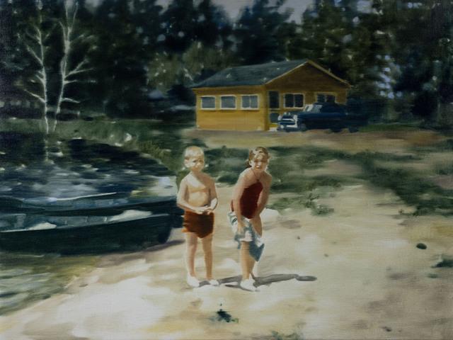 , 'Lake House,' 2019, MARS