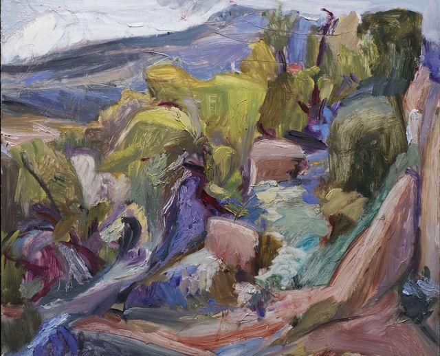 , 'Lush Spring,' 2017, John Davis Gallery