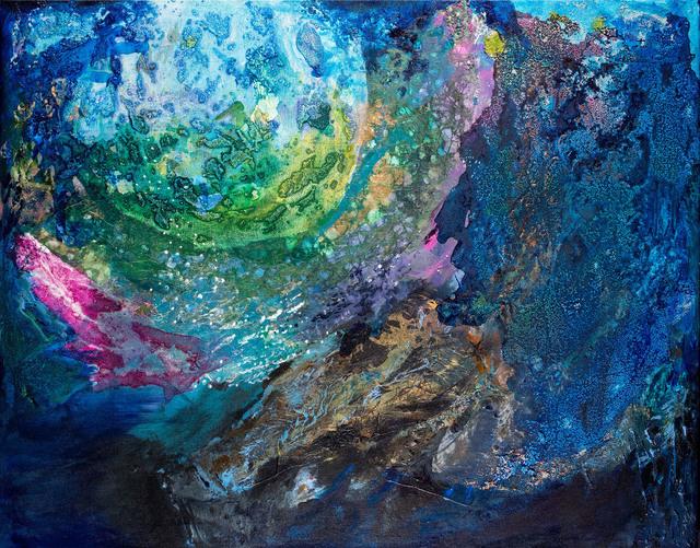 , 'Sky Crystals,' 2019, Galatea Fine Art