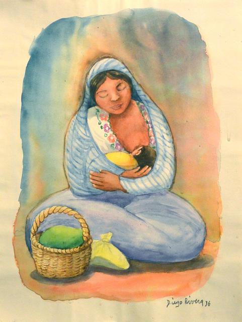 Diego Rivera, 'Mother and Child', 1936, Elan Fine Art