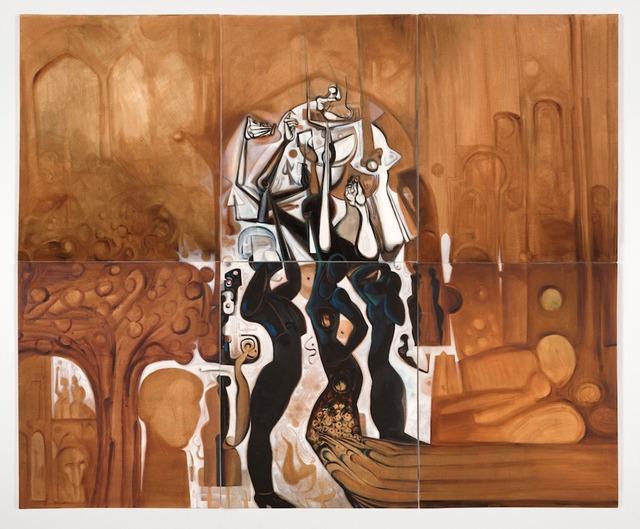, 'Flamenco Dancers,' 2011, Vigo Gallery