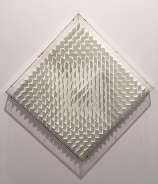 , 'Quadratrelief (visuell veränderliche Struktur),' 1966, Sebastian Fath Contemporary